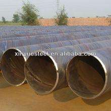 API 5L/ASTM A252/EN10219 SSAW steel pipe