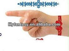 2013 hollow latest colorful color fashion silicon hand bangles