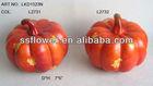 2014 Artificial Fake Fruits Fall Pumpkin 7*6 inch Artificial Polyfoam Pumpkin