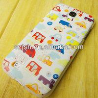 "Hard plastic pc print phone case for iphone5"" case"