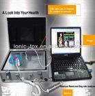 Small analyzer machine check your body magnetic resonance machine