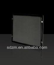Electrophoretic aluminum filter for range hood
