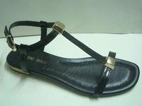 summer lady sandals