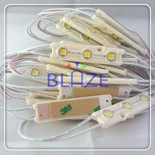 3 LED Module White 5050 12V Waterproof IP67 20Lm/led