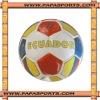 Promotional soccer ball,Country Ecuador soccer Ball