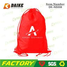 Reusable Ripstop Eco Waterproof Nylon Drawstring Bag DK-NS008