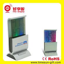 Cheap promotional Digital LED Table&desk alarm Clock with calendar