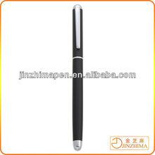 Hot sale cheap promotional logo imprintable metal fine pen