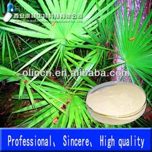 Pure and Organic Saw Palmetto Extract fatty acid 25%,40%