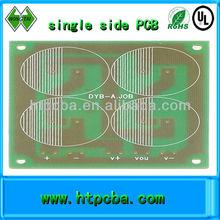 Multilayer PCB manufacturer FR4 pcb single side pcb