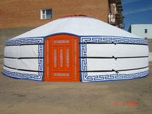 Mongolian yurt (Ger)