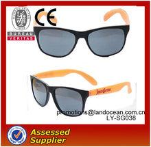 2015 Orange Sunglasses with custom logo