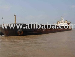 USED SELF PROPELLED BARGE FOR SALE