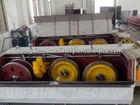 HXE-13DLA Aluminum rod wire drawing machine