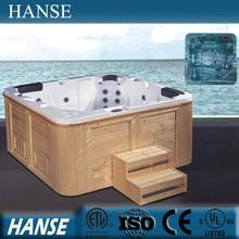 SPA-007 freestanding bathroom spa tubs/ balboa spa/ 5 person outdoor spa