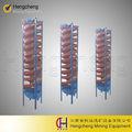 de alta capacidad duradera mineral de hierro hematita planta de concentración