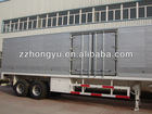 dry cargo box truck van/ cargo mini van truck/commercial trucks and vans