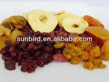 dried raisin/date/goji berry /dried mango with organic food