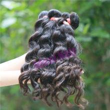 No shedding free tangle with full cuticle 100% filipino virgin hair