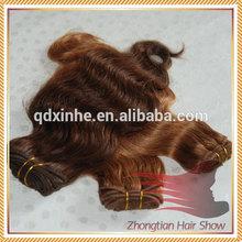 100 Real body wave 100% human peruvian virgin hair