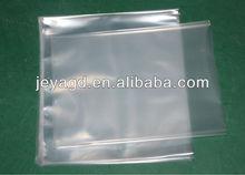 Heat seal plastic food vacuum packaging bags