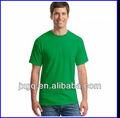 2012 direto da fábrica de roupas baratas da forma homens t-shirt personalizada impressão gola camiseta projeto