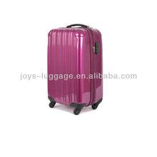 JW 137080- ABS/PC redish purple Japanese luggage