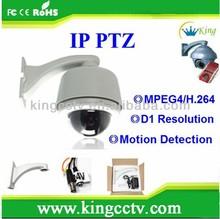 700tvl mega pixels network camera 960H 27X Optical Network ip D1 Record H.264 1/3 SONY ExView CCD Mobile Phone SNP8277