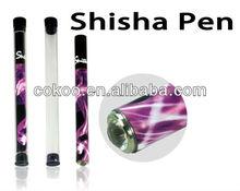 2013 crazy selling portable shisha pen in the word.The most popular disposable e cigarette shisha pen.Big quantity,accept custom