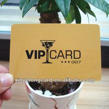 Plastic Club VIP Card/Access Control Card