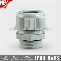 IP68 Types of Cable Glands and Connectors