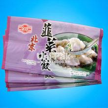 Plastic Frozen Dumplings Bag