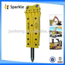 SB121 hydraulic breaker / Excavator Hydraulic Breaker hammer, jack hammer for excavator