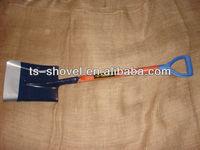 S501D flat wooden handle shovel