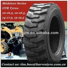 12-16.5, 10-16.5, 14-17.5, 15-19.5 All series Skid steer tyres
