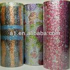Printing Glitter Ribbon