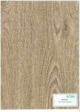 Wooden Registered Embossed PVC Vinyl Plank