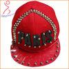Custom Spike Stud Plain Snapback Hats Wholesale