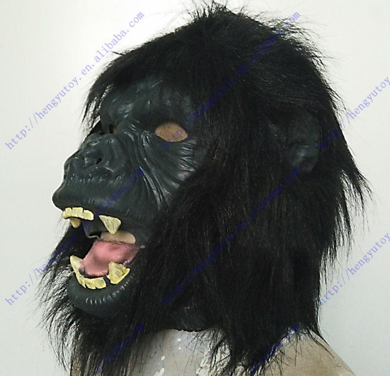 2013 hot selling king party masks for celebrations KING KONG OF gorilla mask