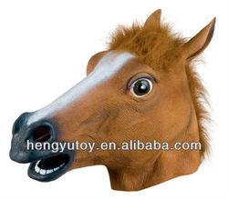 2014 hot selling king party masks celebrations horse mask