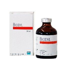 el área merial biodyl vitaminas y minerales de solución