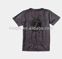 2013 Dry-Fit Polyester/Cotton Sports T Shirts For Boys