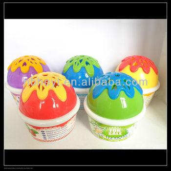 180g ice cream gel car air freshener