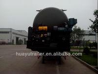 48m3 /35m3 bulk cement semi trailer for sale