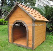 Small Lovely Wooden Dog House / Outdoor Wood Puppy Dog Kennel / Pet Cage