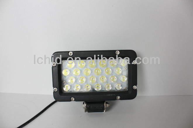 hot sale Factory Wholesale 7.5 inch 24W 12V/24V off road motorcycle parts