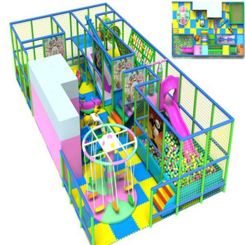 Hot Sale Amusement Used Indoor Playground For Sale