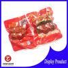 pa/pe custom printing small 3side seal plastic bag vacuum for food packing