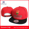 OEM Custom Snapback /High Quality Snap back Hat Wholesale hip-hop With 3D Embroidery Logo