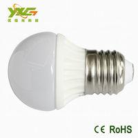 High power 3w e27 led bulb high lumens 300lm CRI80 3years warranty replacement christmas mini light bulbs